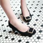 Buckled Pumps