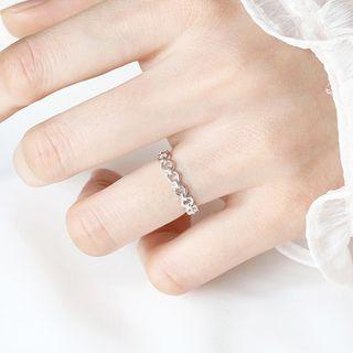 Chained Open Ring