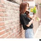 Romantic Hollow Lace Cutout Shirt