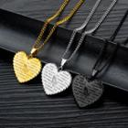 Heart Pendent / Necklace / Set