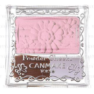 Canmake - Powder Cheeks (#pw42 Sheer Peach) 4g