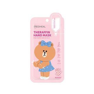 Mediheal - Theraffin Hand Mask 1pair (line Friends Edition) 1pair