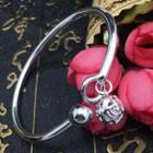 Ball Open Bangle