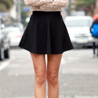 A-line Miniskirt