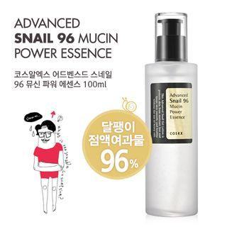 Advanced Snail 96 Mucin Power Essence 100ml 100ml