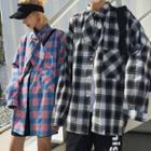 Couple Matching Oversize Shirt
