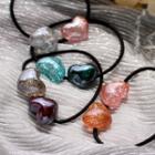 Glitter Heart Hair Tie