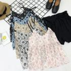 Floral Lace Camisole Top