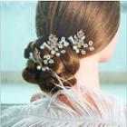 Bridal Faux Pearl Hair Pin