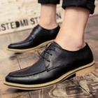 Stitched Oxfords / Loafers