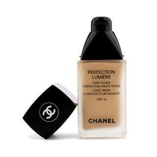 Chanel - Perfection Lumiere Long Wear Flawless Fluid Make Up Spf 10 - # 70 Beige 30ml/1oz