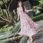 Floral 3/4-sleeve Maxi Sun Dress