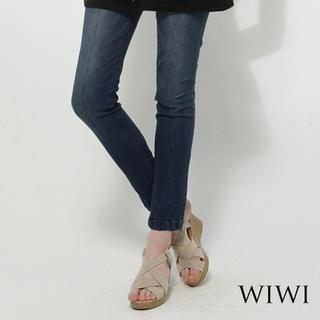 Slim-cut Jeans
