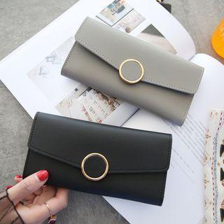Circle Long Wallet