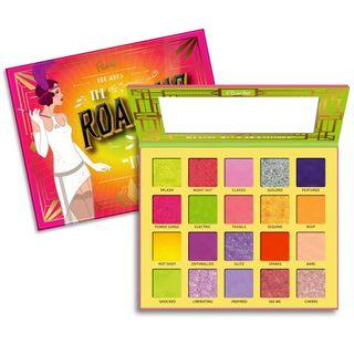 Rude - The Roaring 20s Eyeshadow Palette (neons) 1 Pc