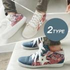 Printed Sneakers