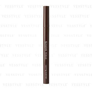 Isehan - Kiss Me Ferme Lasting Eyeliner (#02 Brown) 0.4ml