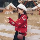 Antler Jacquard Sweater