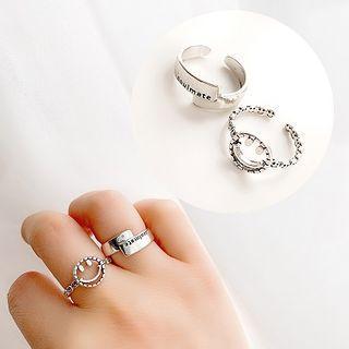 Open Ring / Set (various Designs)