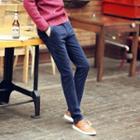 Slim-fit Corduroy Pants