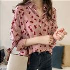 Cherry Print Shirt