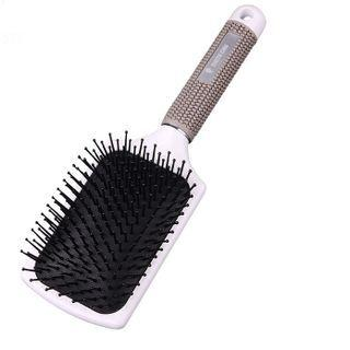 Hair Brush Ivory White - One Size