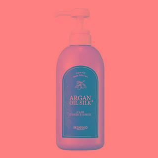 Skinfood - Argan Oil Silk Plus Hair Conditioner 500ml 500ml