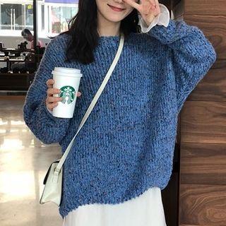 Crewneck Long Sleeve Sweater