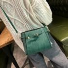 Strapped Bucket Bag
