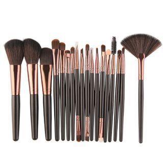 Soul Pretty - Set Of 18: Eye Makeup Brush