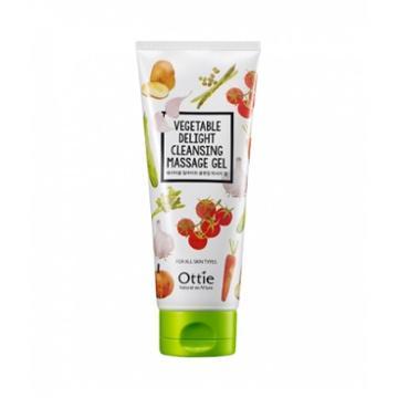 Ottie - Natural As Nture Vegetable Delight Cleansing Massage Gel 200ml