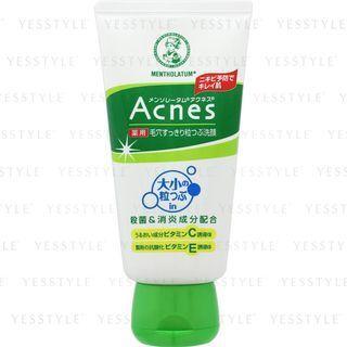 Rohto Mentholatum - Acnes Creamy Face Scrub 130g