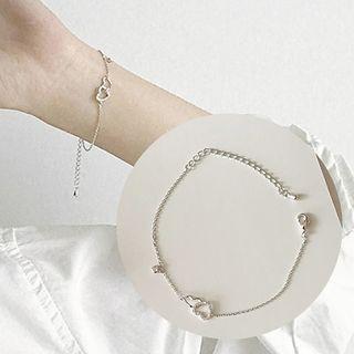 Bead / Rhinestone Bracelet (various Designs)