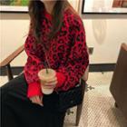 Leopard Sweatshirt