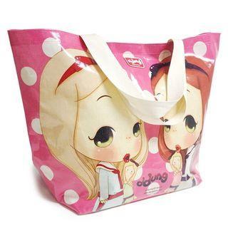 Ddung Series Shopper Bag Pink - One Size