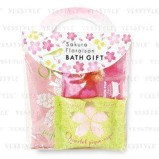 Charley - Sakura Floraison Bath Gift 3 Pcs
