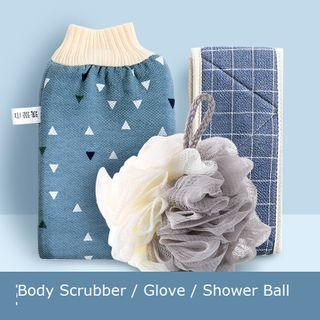 Body Scrubber / Glove / Shower Ball