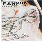 Polygon Frame Sunglasses / Eyeglasses