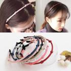 Plain Knot Headband