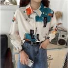 Printed Shirt / Short-sleeve Shirt