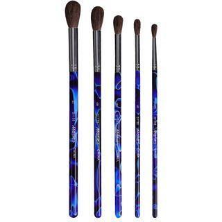 Set Of 5: Paint Brush Set Of 5 - One Size