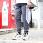 Color Block Sweat Pants