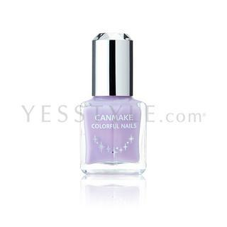 Canmake - Colorful Nails (#10 Lavender Milk) 1 Pc