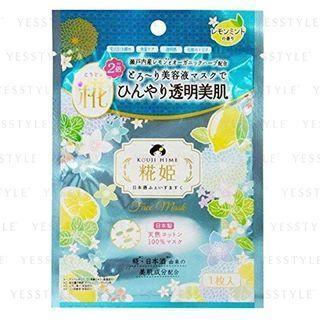 Kouji Hime - Cool Face Mask 1 Pc