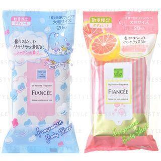 Fiancee - Fragrance Body Sheet - 3 Types