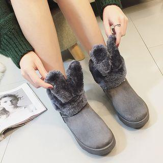 Rabbit Ear Snow Boots