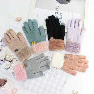 Rabbit Ear Gloves