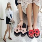 Flower Silde Slippers