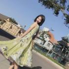 Short-sleeve / Sleeveless Floral Dress