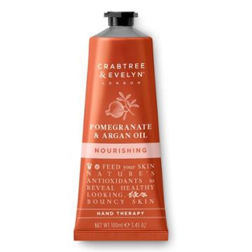 Crabtree & Evelyn - Pomegranate & Argan Oil Hand Therapy 100ml